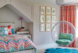 teen bed room idea