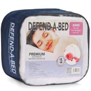 Classic Brands Premium Hypoallergenic Waterproof Mattress Protector