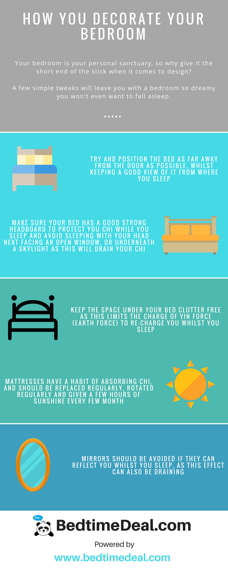 How You Decorate Your Bedroom