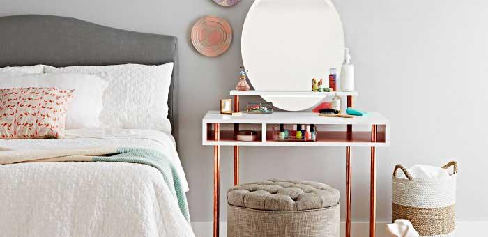 best-vanity-table