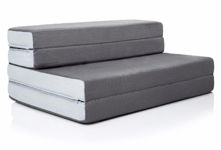 Lucid-4-inch-Folding-Mattre