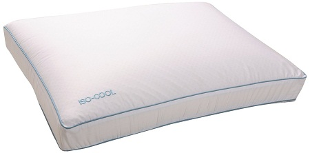 Iso-Cool Memory Foam Pillow Review