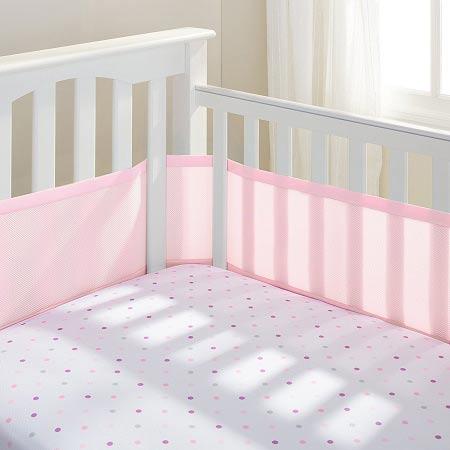 best crib bumper