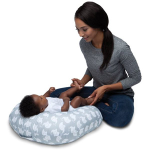 newborn lounger pillow