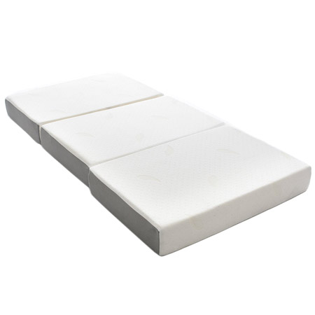 Milliard 6-Inch Memory Foam Tri-fold Mattress